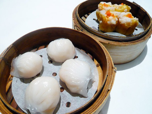 har gao and siew mai